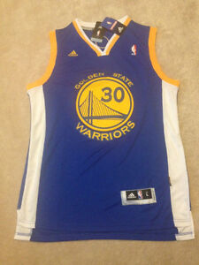 BRAND NEW Stephen CURRY nba Warriors JERSEY w/ Tags