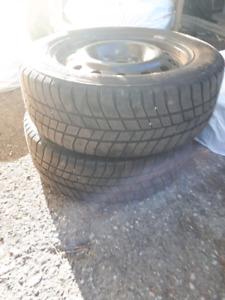 205/55R16 winter tires