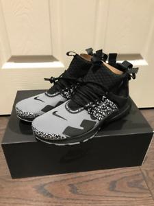 Nike x Acronym Air Presto Mid Cool Grey - Size 11 US