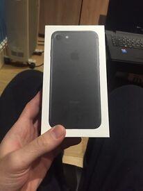 iPhone 7 256GB Matte Black Neverlocked