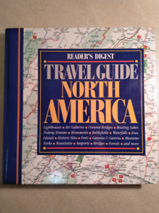 Reader's Digest Travel Guide North America