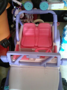 Power Wheels Nickelodeon Dora Jeep Wrangler