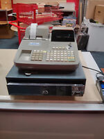 CASH REGISTER C/W CASH BOX