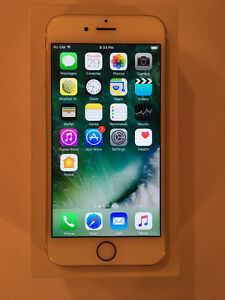 Apple iPhone 6 64GB Gold (Bell or Virgin)