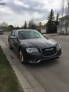 2015 Chrysler 300C AWD