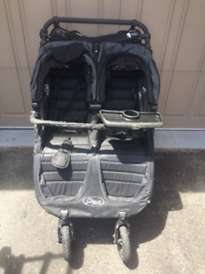 Baby Jogger City Mini Double Stroller GT