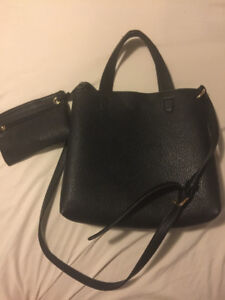 FOR SALE: URBAN OUTFITTERS REVERSIBLE TOTE BAG - BLACK