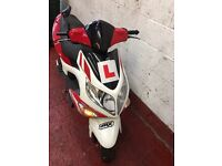 P-GO GMAX 2007 BREAKING FOR SPARES