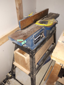"Jointer Planer (6"", Mastercraft)"