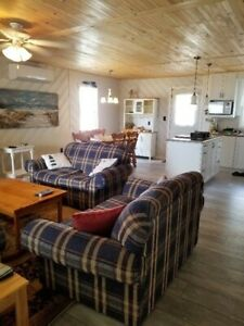 3 BR Renovated Waterview Cottage near Stanhope/Charlottetown