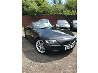 2006 BMW Z4 2.0i SE Roadster+low miles 58k+excellent condition!