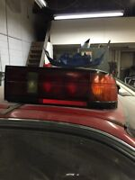 1991 to 1992 rx7 rear tail lights