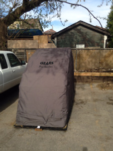 GEARS PRO SELECTION MOTORCYLE SHELTER