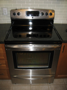 Electric Range Stainless Steel - Kenmore