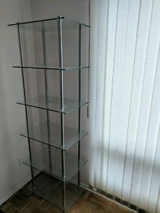 Glass/Metal Display Stand