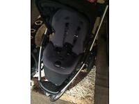 Maxi cosi mura pushchair and car seat only £60