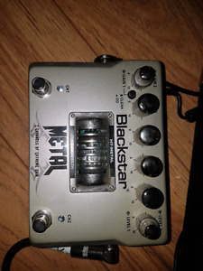 2 pedals and some pickups to trade