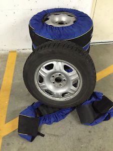 Winter Tires - Excellent Condition!
