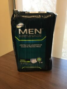 Priced Reduced on Men's Tena Protective Underwear