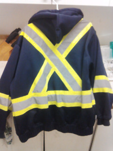 Forcefield safety jacket / hoodie brand new