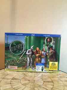Wizard of Oz Blu-ray 70th Anniversary Collector's Edition