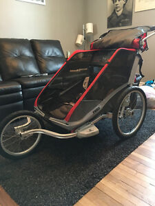 Chariot Thule Cougar 2 places 2015