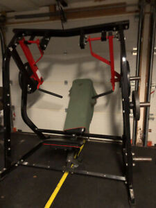 Hammer Strength - ISO - Lateral Shoulder Press