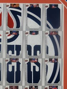 2013-2014 Edmonton Oilers Collection Monumental Emblems, Gretzky Edmonton Edmonton Area image 4