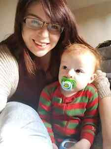 Mom and 14 month old son looking for 2 bedroom apt