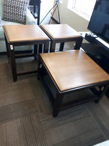 3pc coffee and end tables 51264243