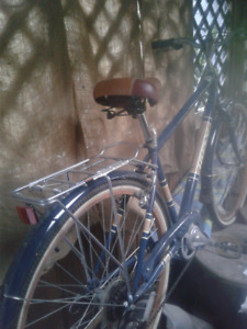 HUFFY SINGLE SPEED BIKE