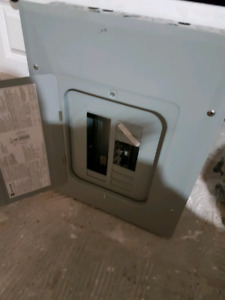 Brand New never used 100amp electrical panel
