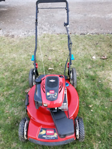 "Toro Recycler 22"" Smartstow Self-Propelled Lawn Mower"
