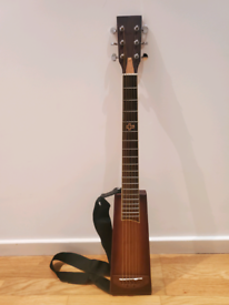 Silent acoustic guitar (Perfect for practice)