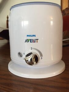 AVENT bottle warmer / chauffe biberon