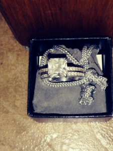 Engagement Ring Set For Sale Pick Up Only