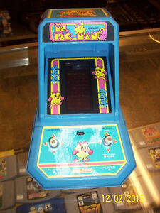 Ms. PAC-MAN TABLETOP MINI ARCADE MACHINE