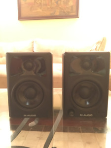 Speakers for sale (like new)