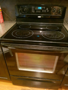 Whirlpool Self Cleaning Oven