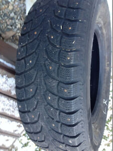 Winter Tires - Studded