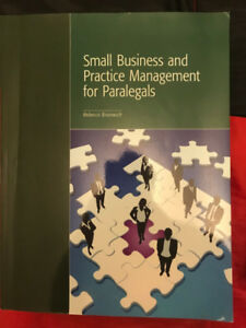 Cheap Used Legal Program Books (Paralegals and Law Clerks)