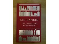 Signed The Travelling Companion by Ian Rankin 1st edition 1st print