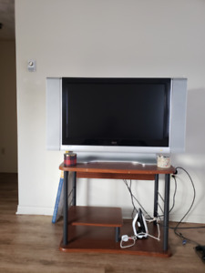 TV stand + Acer TV for sale