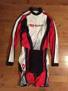 Brand New Sugoi Long Sleeve Bib Shorts