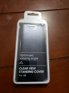 Samsung S9 Flip case new if u see ad then its available