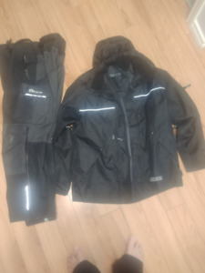 Gortex Rain Gear Guide Wear