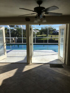 *Waterfront Home, Port Charlotte FLORIDA - FOR SALE! Or RENT!