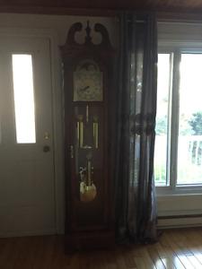 Horloge grand père