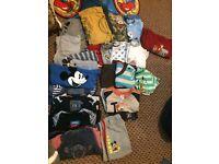 Boys clothes size 12-18 months