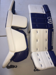 Brand new goalie gear